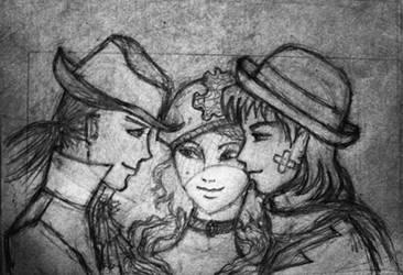 Sketch by KairWendis