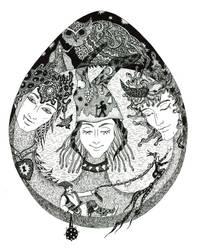 Dragons of Moldova by KairWendis