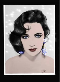 Artist Cish colorized by me Elizabeth