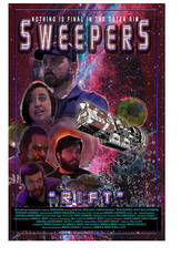 Sweepers Movie Poster by telestrike