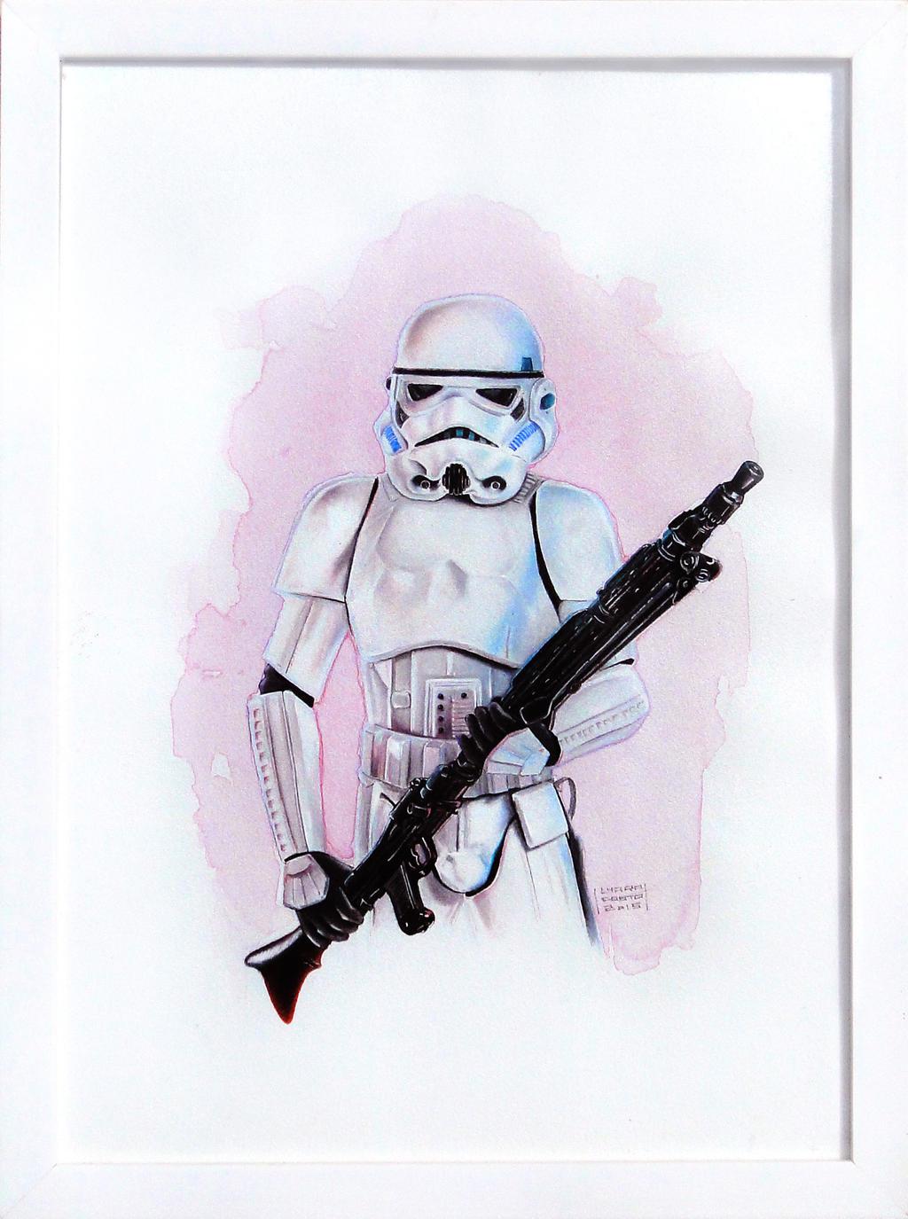 Stormtrooper by Deleitesemcor
