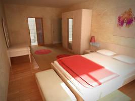 bedroom1 by kmpkt