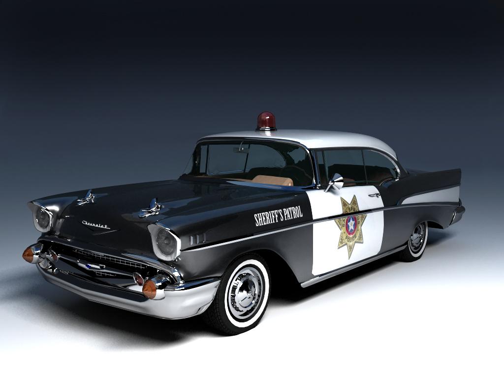 Sheriff's patrol by kmpkt