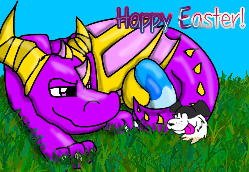 Happy Easter 2013!~ by MaggienToby