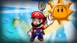 Super Mario 3D All Stars! (SUPER MARIO SUNSHINE)