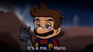 It's-a me, Mario.