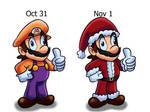 Everyone on November 1st