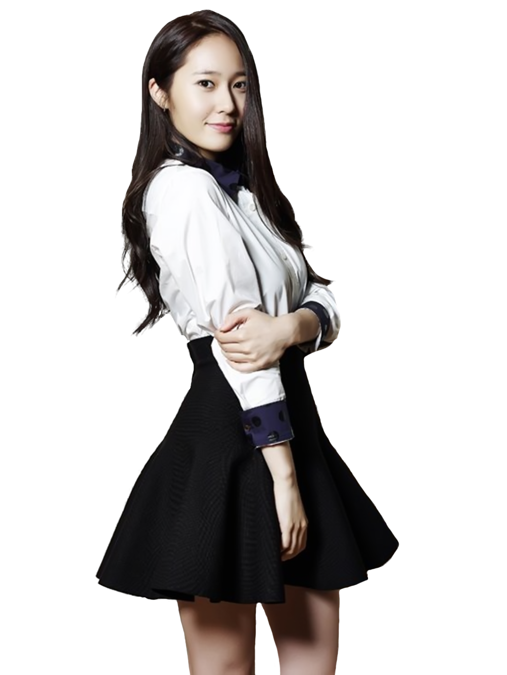 Krystal Jung f(x) render by HikariKida on DeviantArt
