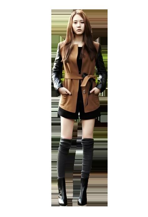Krystal Jung f(x) render by HikariKida on DeviantArt