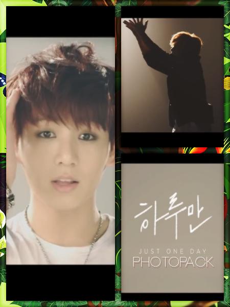 BTS-Just one day photopack by HikariKida on DeviantArt
