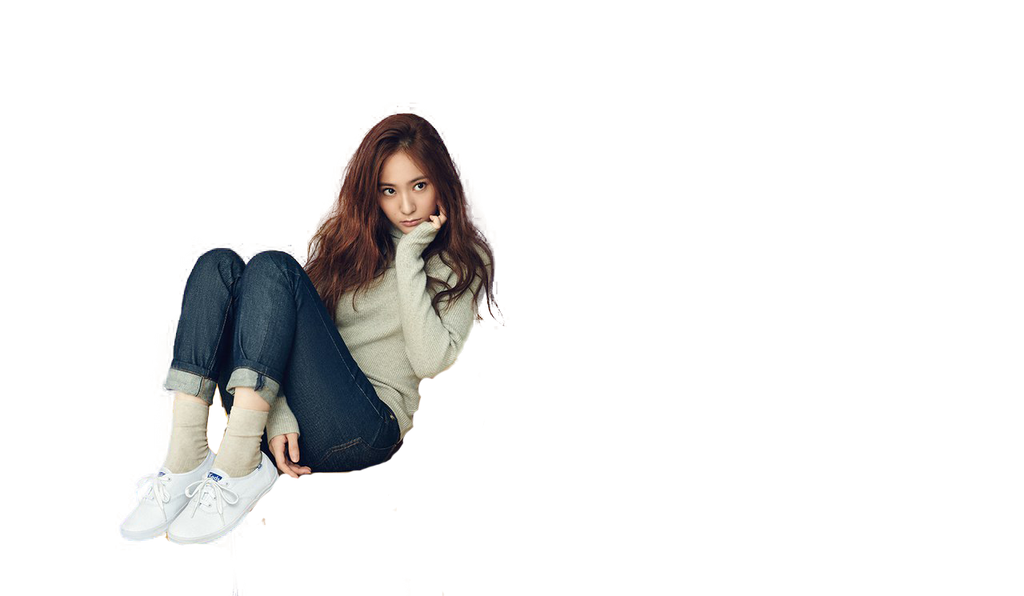 Krystal Jung (f(x)) render by HikariKida on DeviantArt