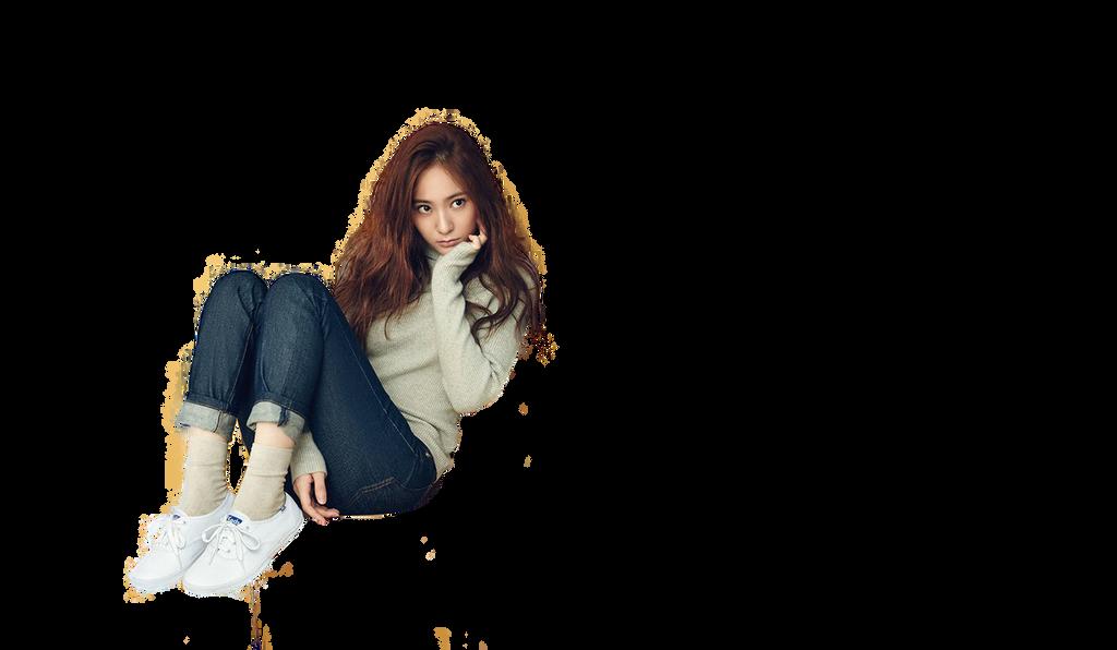 Krystal Jung (f(x)) render by HikariKida on DeviantArt