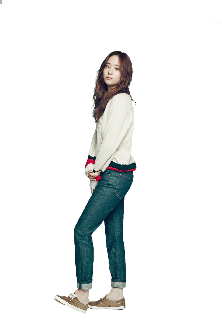 Krystal Jung f(x) render png by HikariKida on DeviantArt