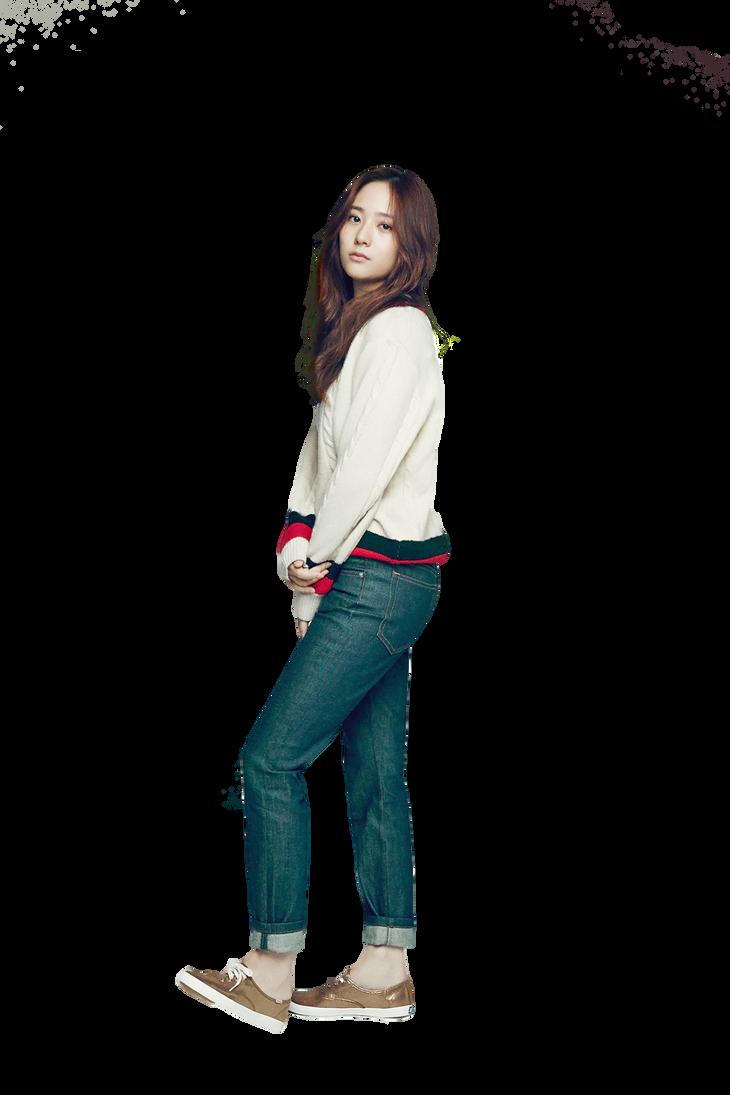 Krystal Jung f(x) render png by HikariKida on DeviantArt