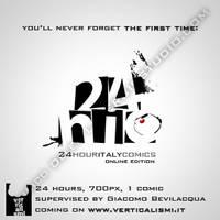24HIC 2010 on Verticalismi.it by lysergicstudio