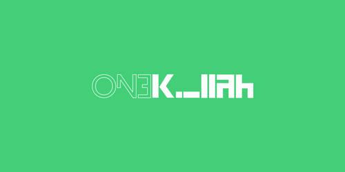 OneKillah - Logo Concept