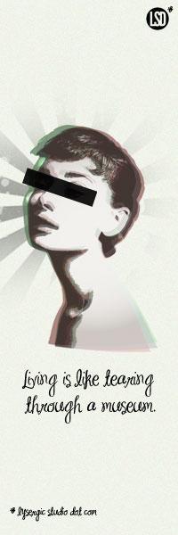 Audrey Hepburn FB profile