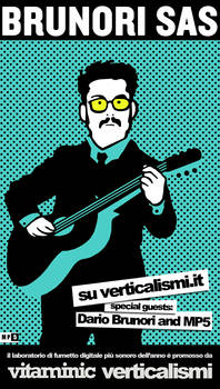 Brunori SAS web comics contest