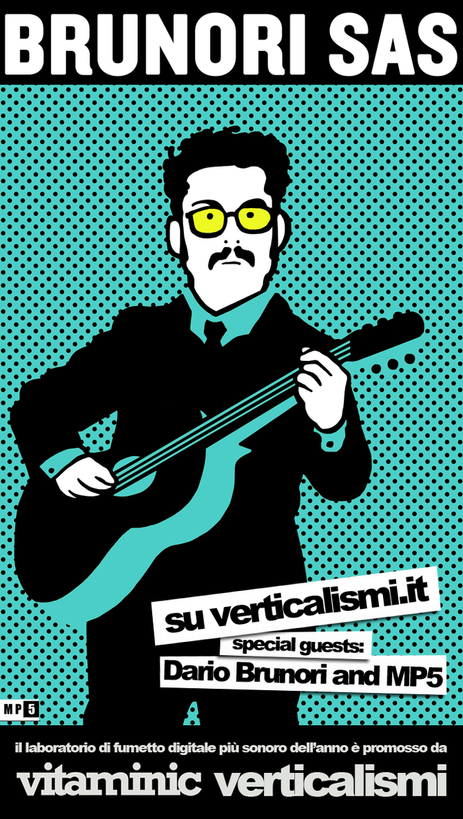 Brunori SAS web comics contest by lysergicstudio