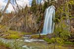 Spearfish Falls by CharlieA-Photos