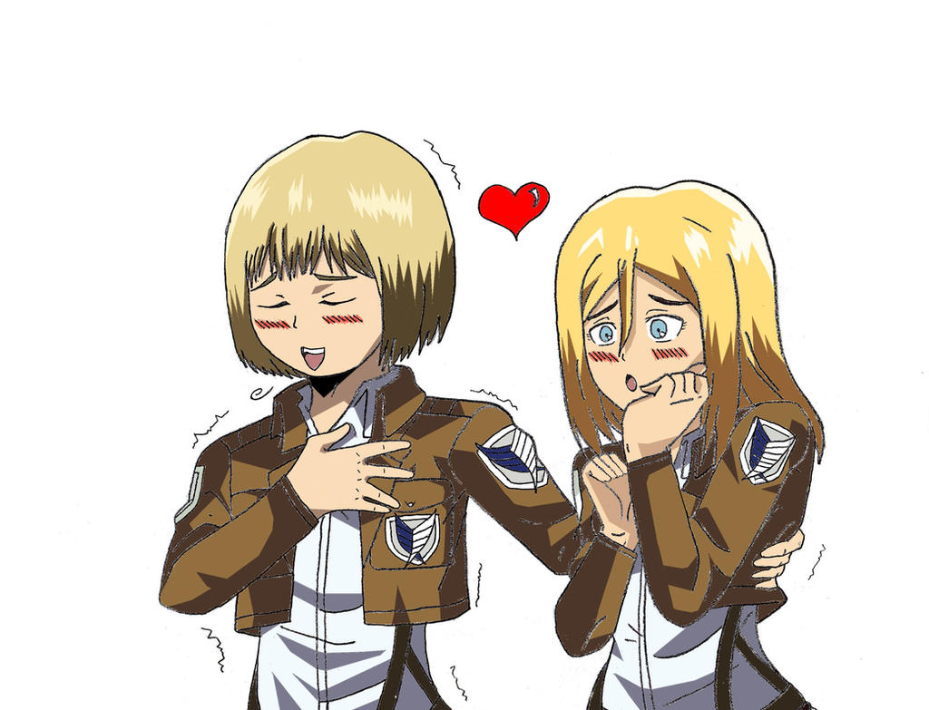 christa armin annie - photo #15