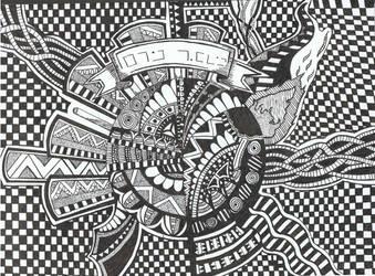 Black n' White by Felderanto