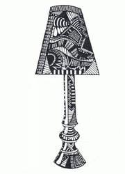Doodle No.11 ''lamp''