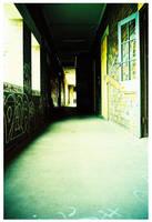 Hallway by mkhoddy