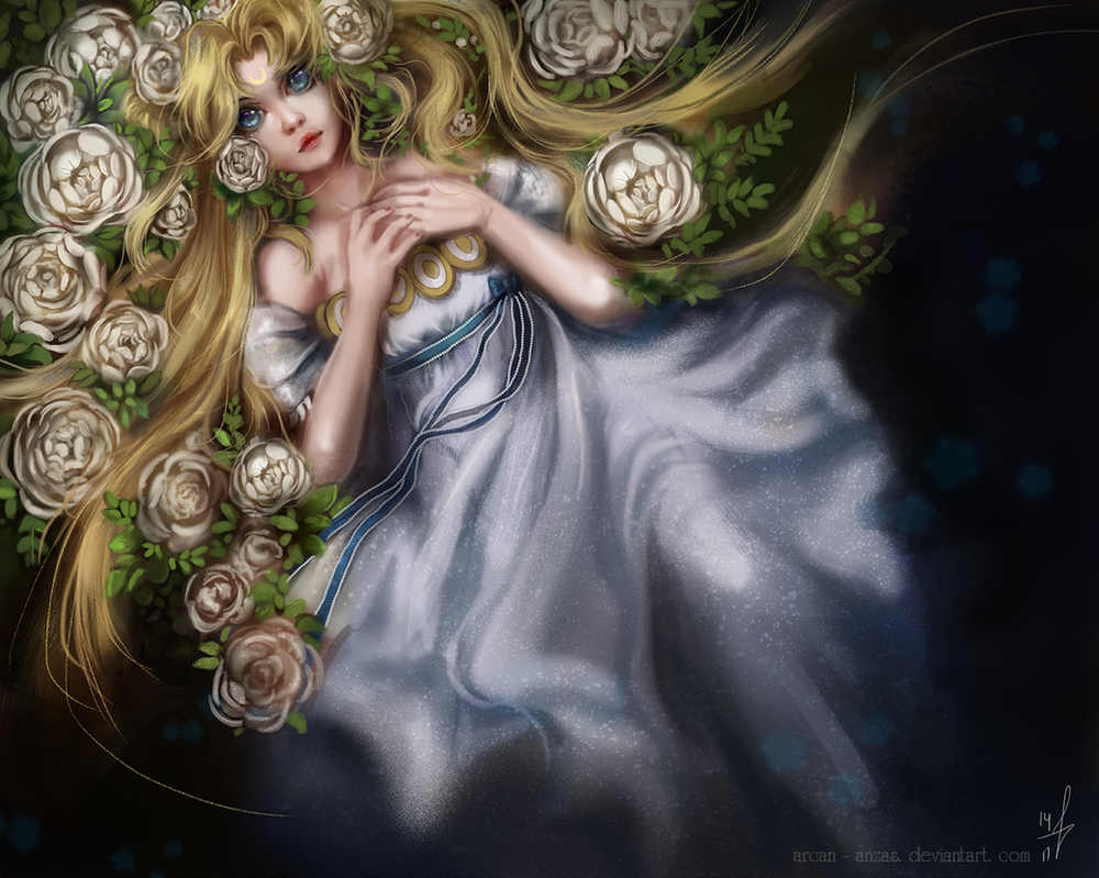 Sailor Moon by Arcan-Anzas