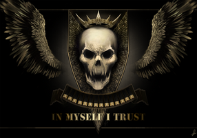 In myself I trust by Arcan-Anzas