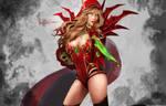 Warcraft - Valeera Sanguinar