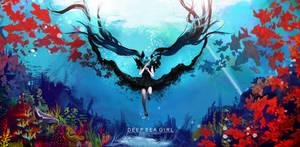 Miku, Deep sea girl by Arcan-Anzas