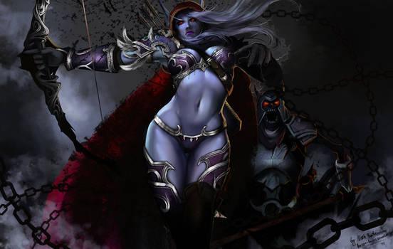 Warcraft - Sylvanas Windrunner