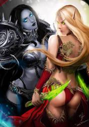 Warcraft - Who is grumpy again?