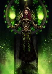 CM: Anzu, the Warlock II by Arcan-Anzas