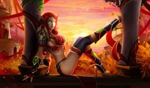 CM: Nadrays (the Moon Guard server)