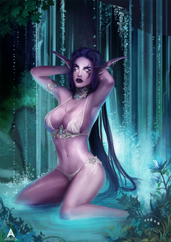 Warcraft - Hidden springs