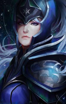 Dota 2 - Luna, the Moon Rider
