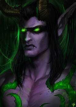 Warcraft - Illidan Stormrage