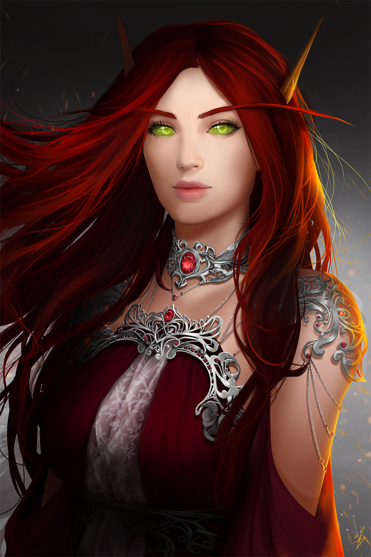 CM: Alynorae Belvarith by Arcan-Anzas