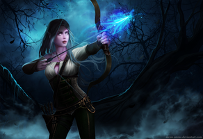 CM: Through the darkness by Arcan-Anzas