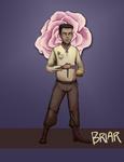 Briar Moss by Tyuran