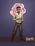 Briar Moss