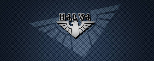 H4LV4 COVER by eloquentee