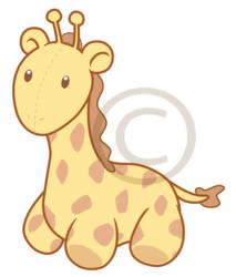 .Giraffe. by xenokurisu