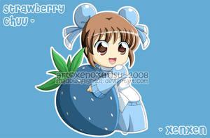 Strawberry Chuu by xenokurisu