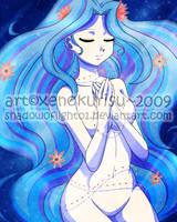 Beautifully Blue by xenokurisu