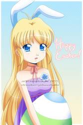 Happy Easter 2011 by xenokurisu