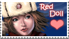 .RedDOLL.Stamp. by xenokurisu