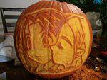 now thats a pumpkin by zayxauchiha